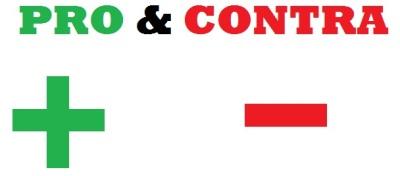 Pro- und Contra