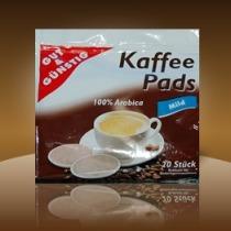 """Gut & Günstig Kaffeepads """"Mild"""""""