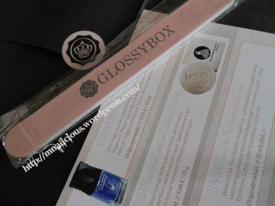 Glossybox Oktober Home Spa Extra 2
