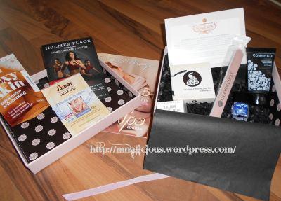 Glossybox Oktober Home Spa 1