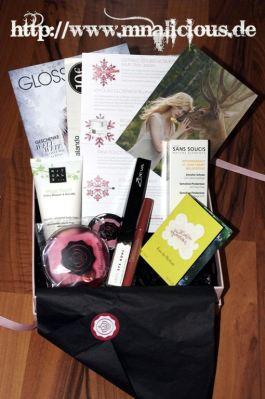 Glossybox November - II